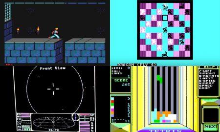 Jeux Cultes sur Amstrad
