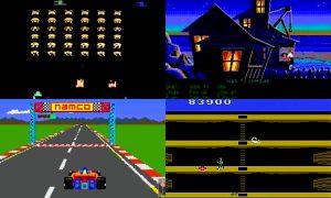 Jeux Cultes sur Atari