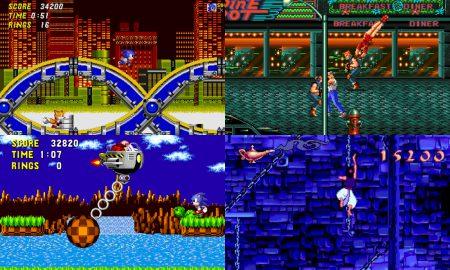 Jeux Cultes sur Consoles Sega