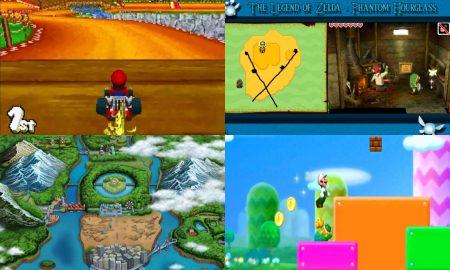 Jeux Cultes sur DS Nintendo