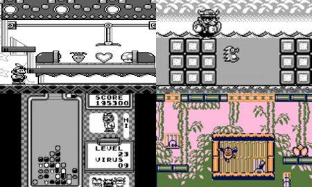 Jeux Cultes sur Game Boy Nintendo