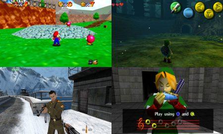 Jeux Cultes sur N64 Nintendo