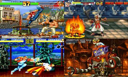 Jeux Cultes sur Neo Geo