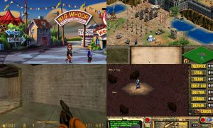 Jeux Cultes sur PC