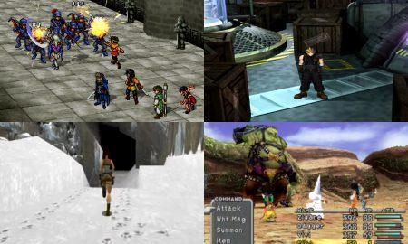 Jeux Cultes sur PSone Sony