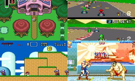 Jeux Cultes sur Super NES Nintendo