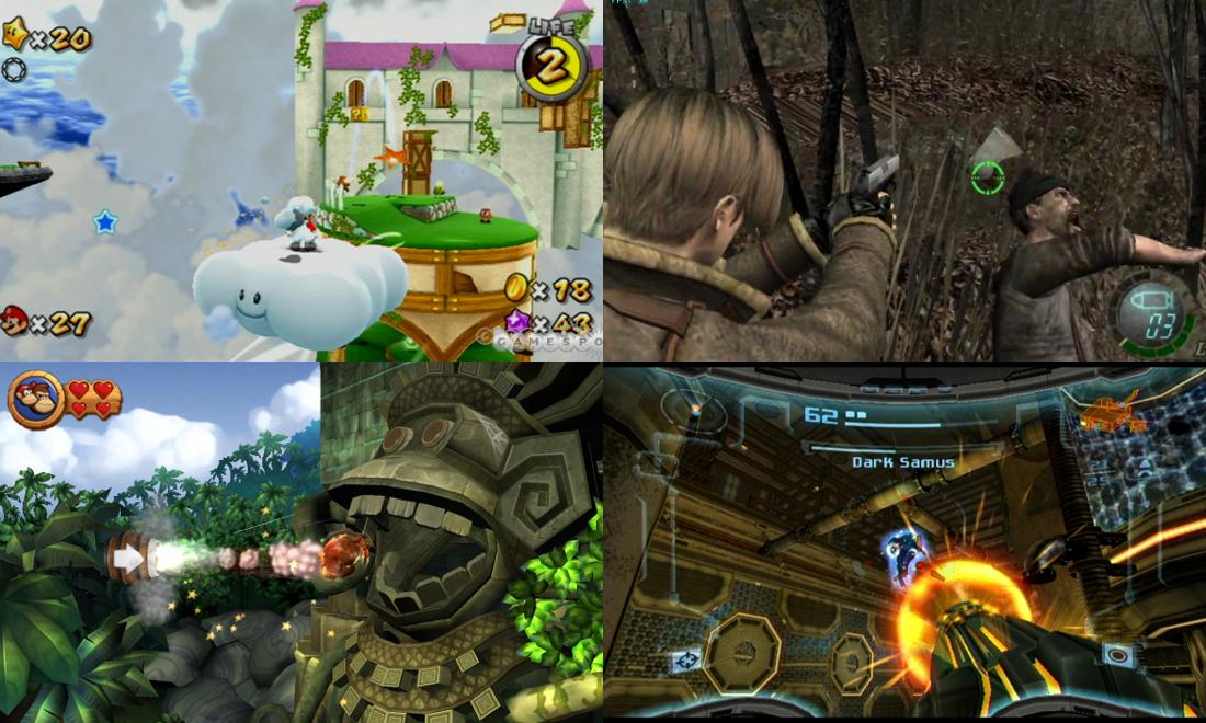 Jeux Cultes sur Wii Nintendo