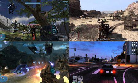 Jeux Cultes sur Xbox 360 Microsoft