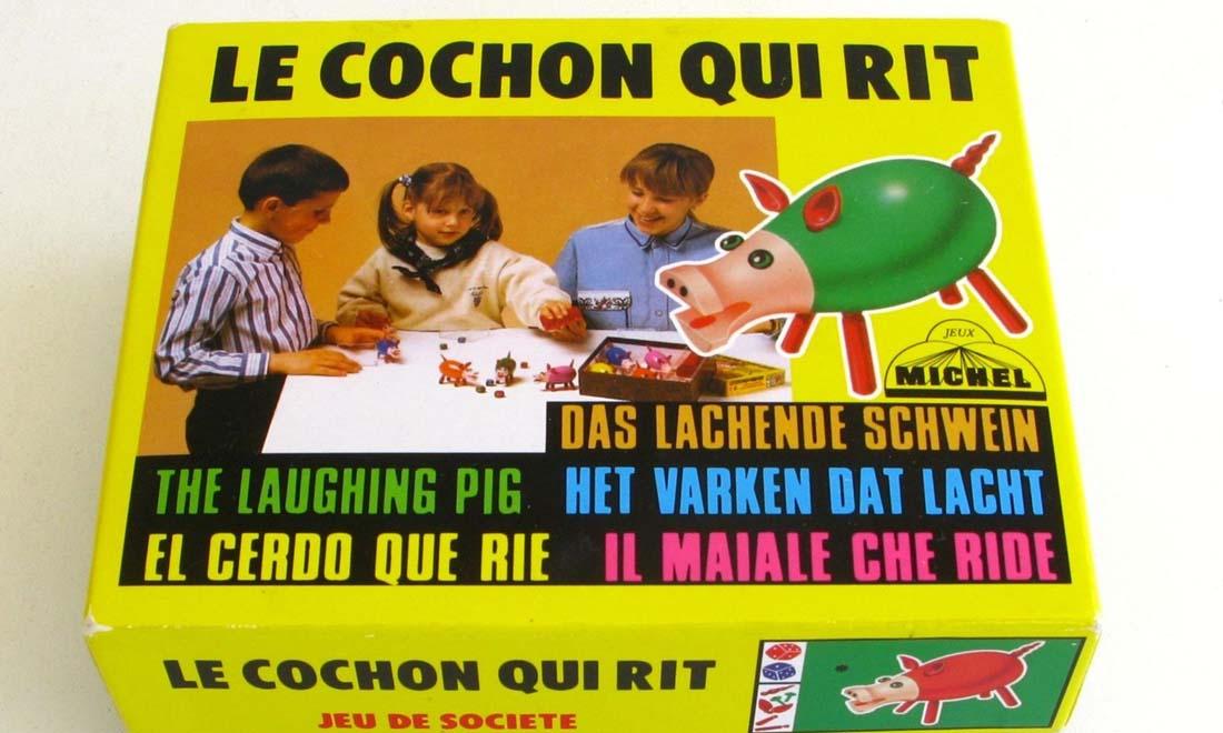 Le cochon qui rit (Jeu de société)
