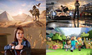 Les Premiers Jeux Xbox One X Cultes