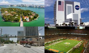 Lieux Cultes à Miami