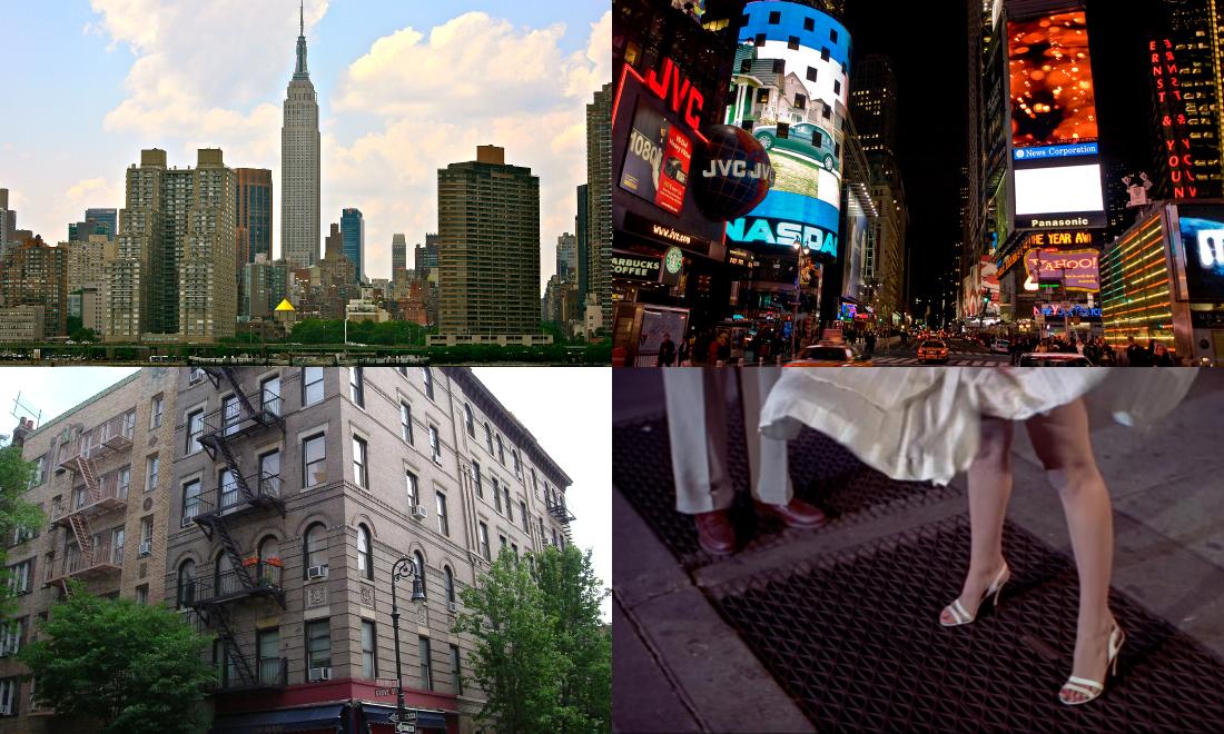 Lieux Cultes à New York