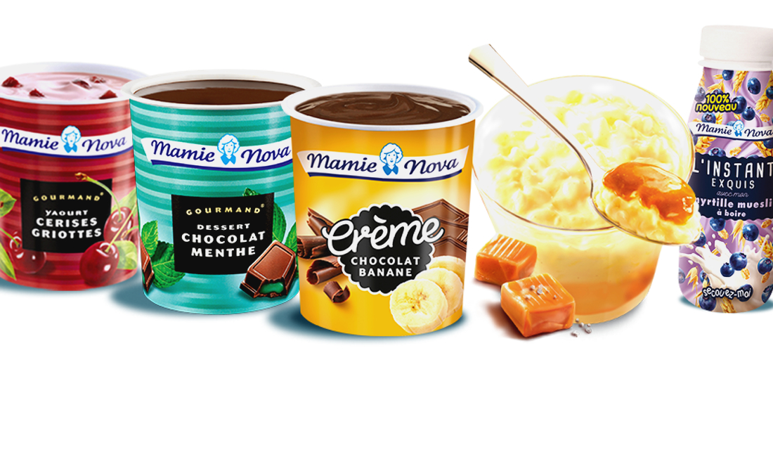 recette gateau yaourt mamie nova