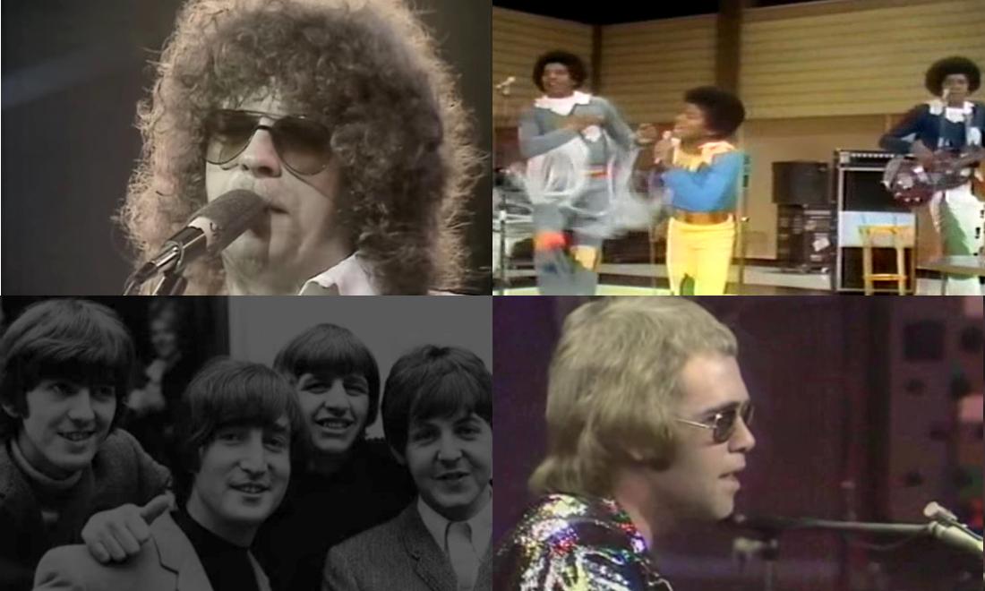 Musique Culte Années 70
