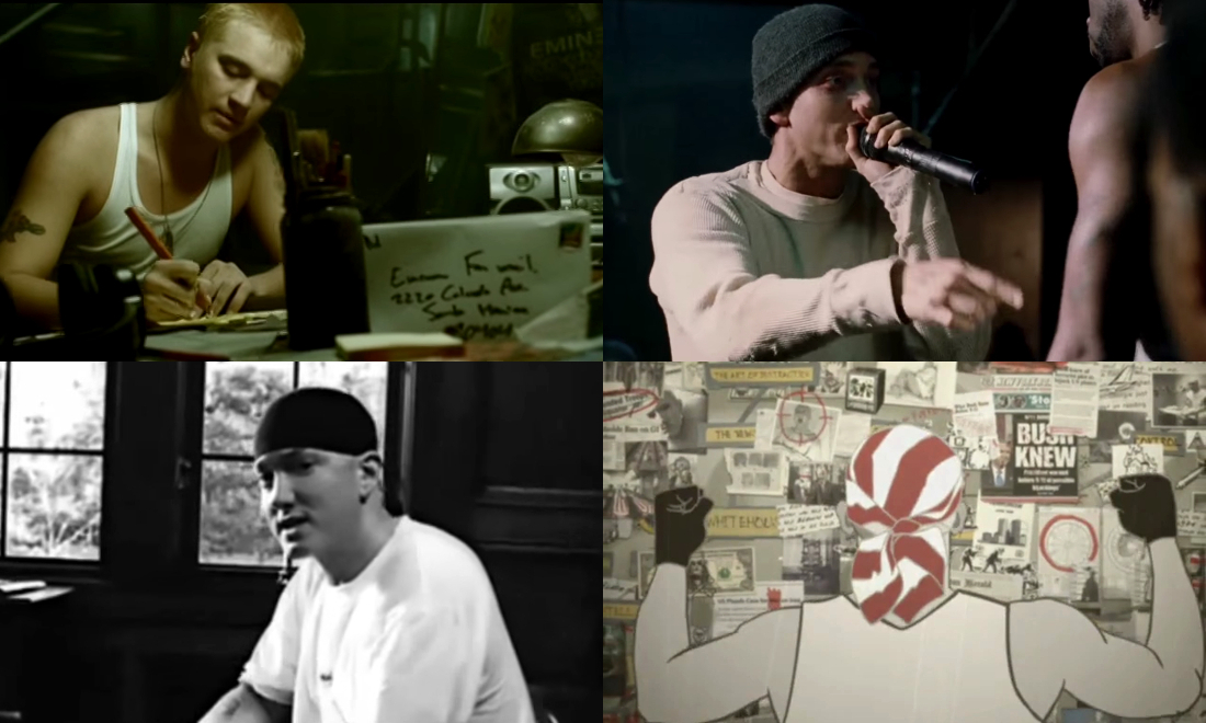 Musique Culte D'Eminem