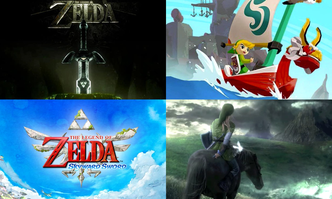 Musique Culte dans Zelda