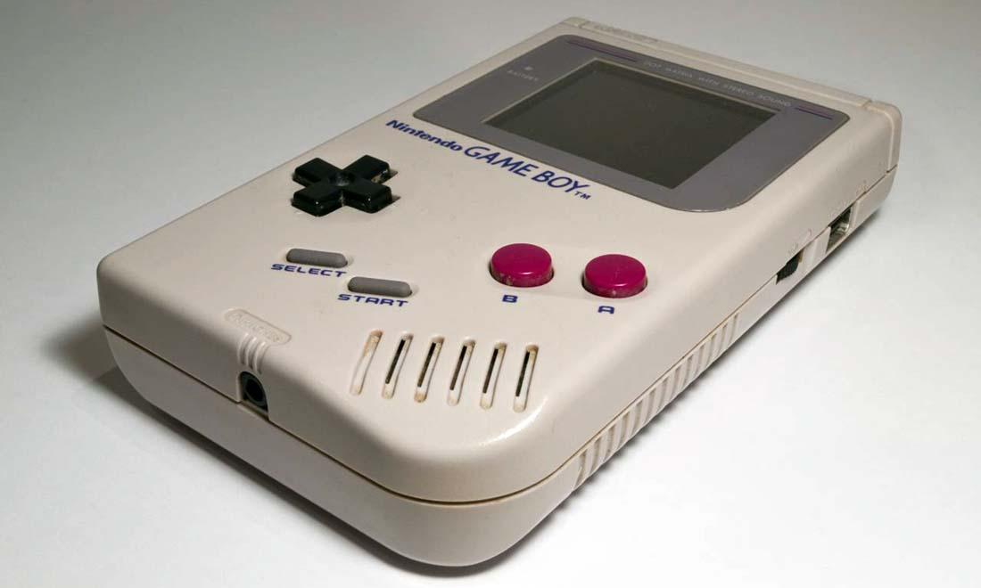 Nintendo Game Boy (Console de jeux portable)