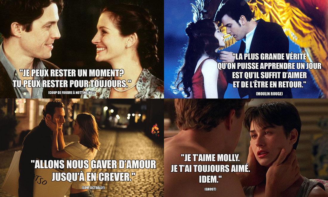Phrase Culte de Film D'amour