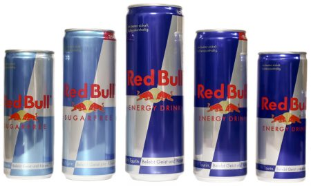 Recette Red Bull