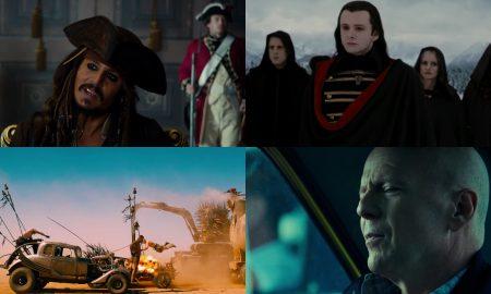 Saga Culte de 5 Films
