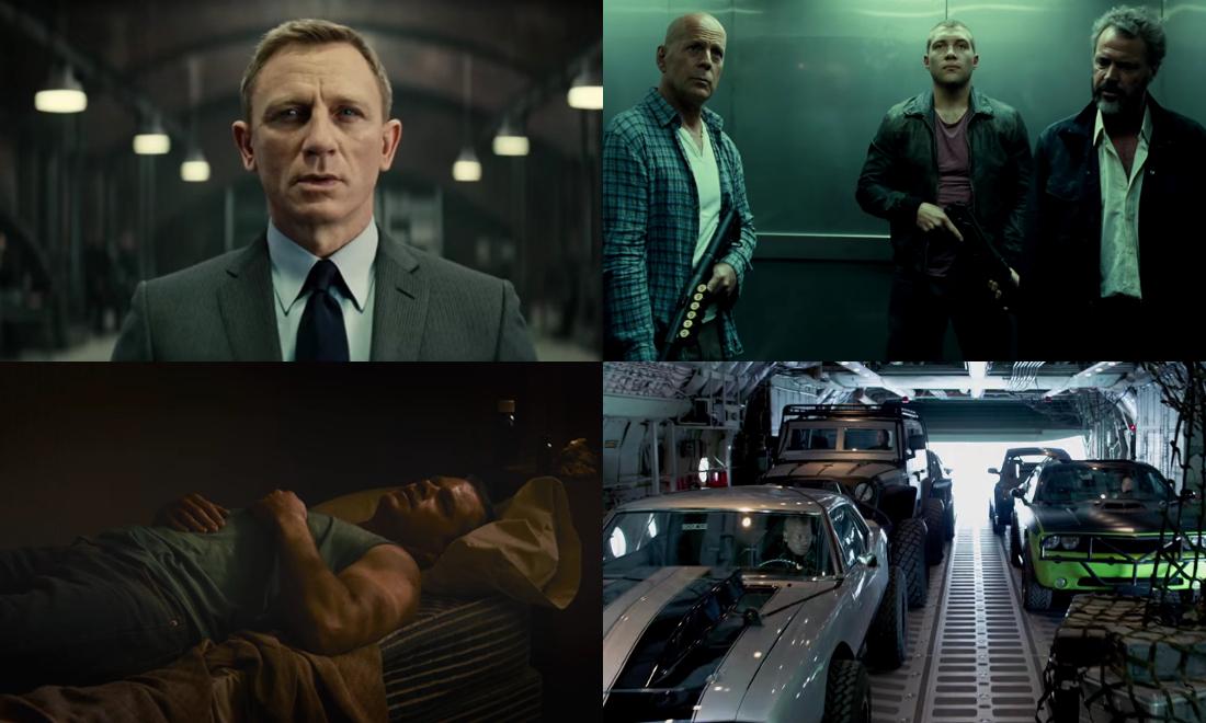 Saga Culte de Films d'Action