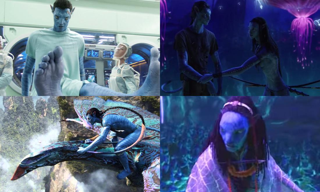 Scène Culte Avatar