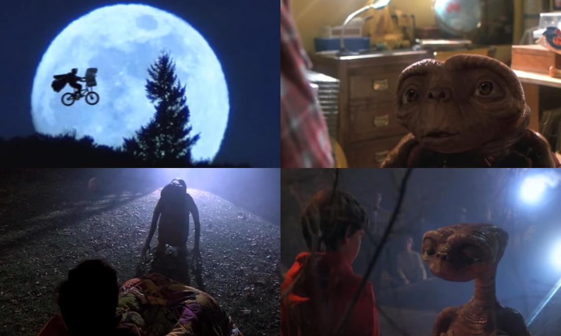 Scène Culte E.T.