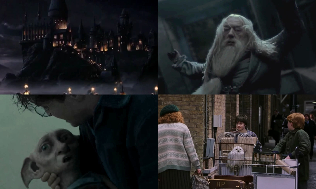 Scène Culte Harry Potter