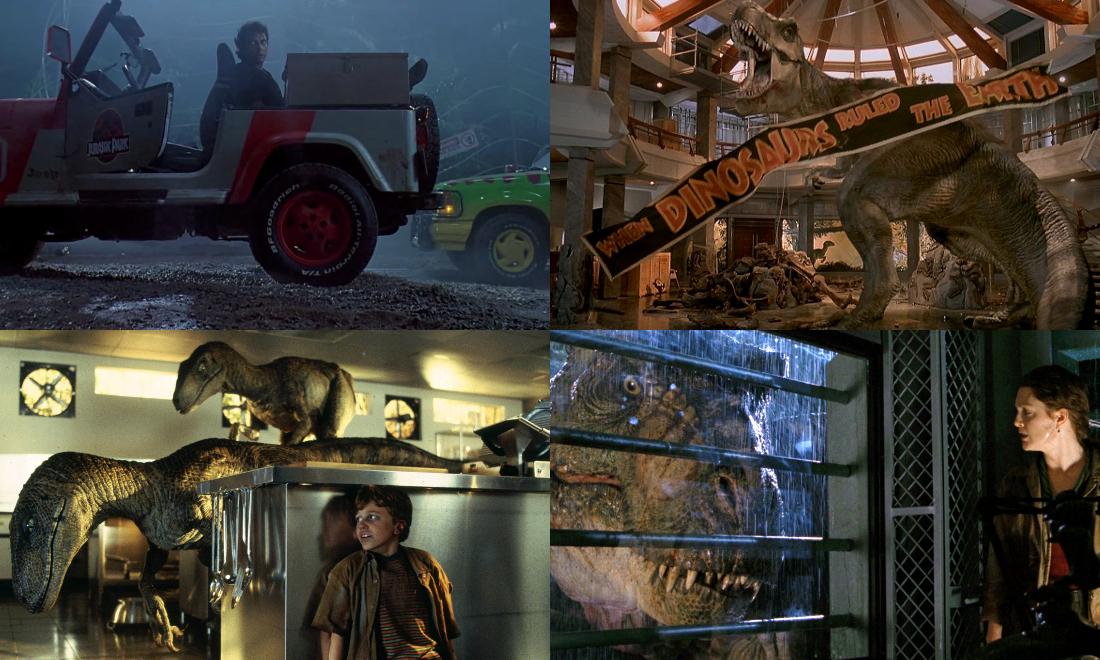 Scène Culte Jurassic Park