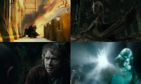 Scène Culte le Hobbit