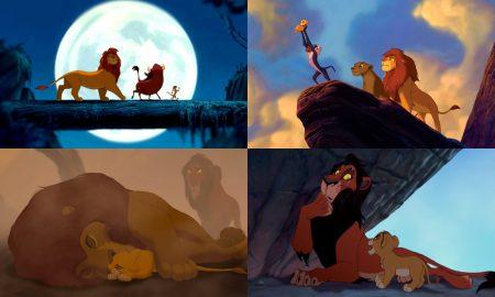 Scène Culte Roi Lion