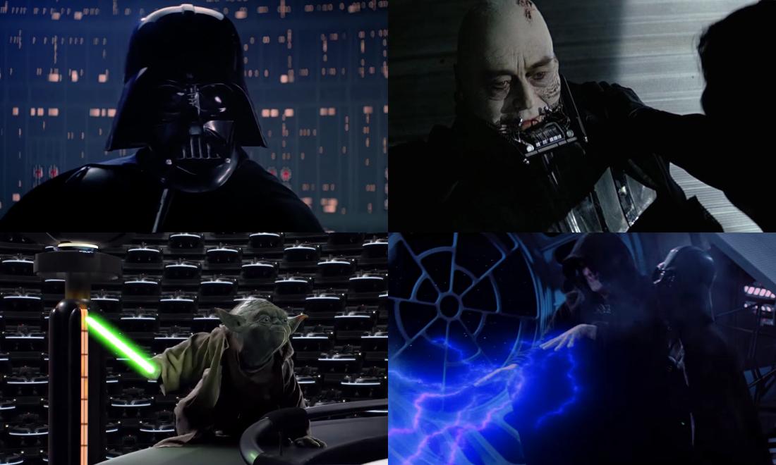 Scène Culte Star Wars